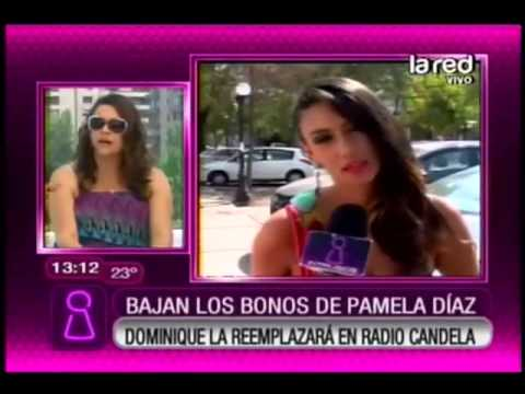 ¿Pamela Díaz se siente amenazada por Dominique Gallego? Videos De Viajes