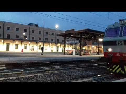 Treno storico Venezia santa Lucia -Milano lambarate