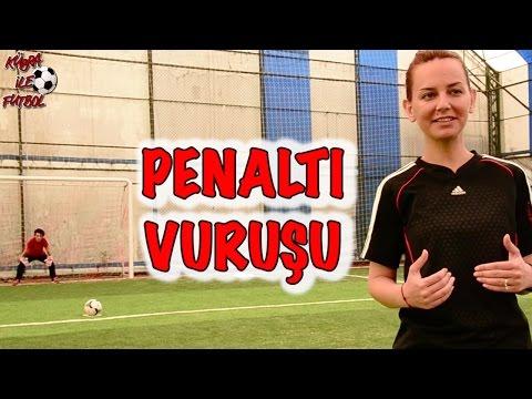 Kübra ile Futbol - Penaltı Nasıl Atılır?