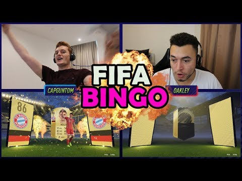 FIFA BINGO GOES THE HELL OFF!!! FIFA 18 Pack Opening