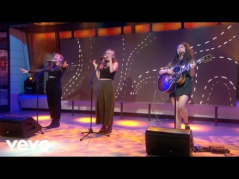Joseph - White Flag (Live on The Today Show)