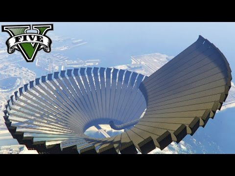 GTA V Online: O ESPIRAL mais INFINITO DO GTA!!! #293