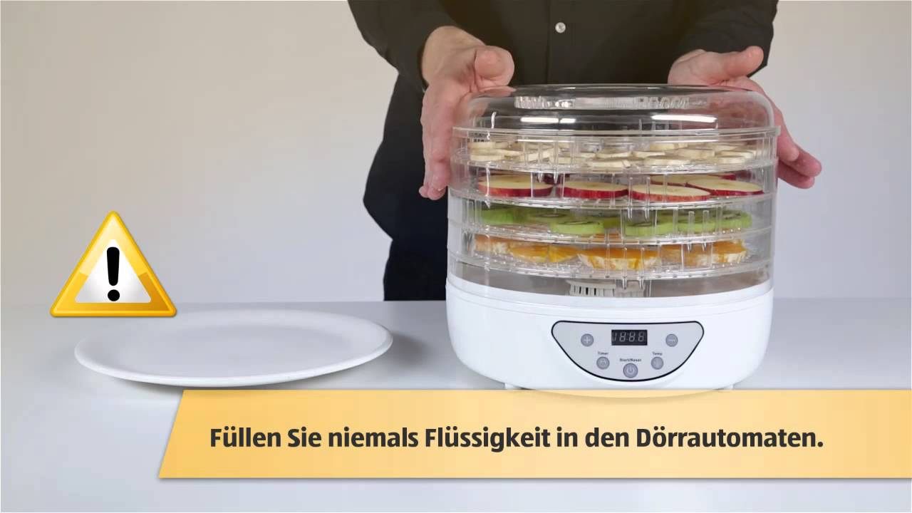 Deluxe Dörrautomat At Youtube