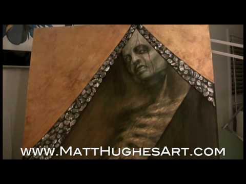 Gothic Art Nouveau - Matt Hughes - Quick Draw - haTe