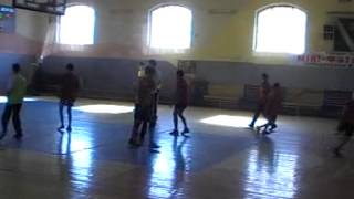 Гандбол 2015 Гра за ІІІ м. Шепарівці-Лісна Слобідка (юнаки)