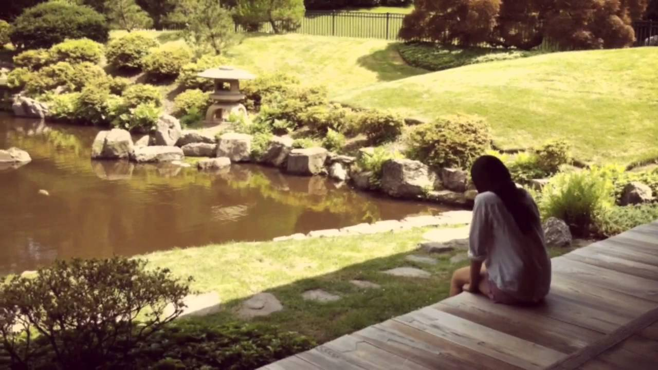 Shofuso Japanese Tea House & Garden. Philadelphia, PA - YouTube
