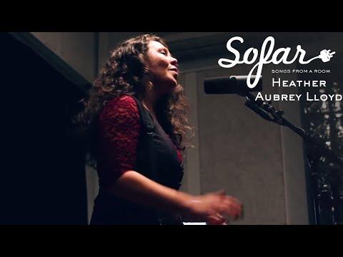 Heather Aubrey Lloyd - Good Heart   Sofar Baltimore