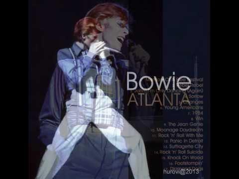 David Bowie - Win (Live in Atlanta 1974)
