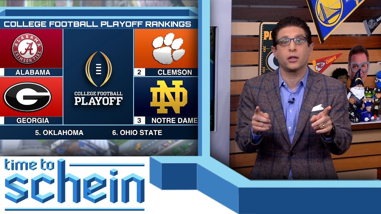 the-college-football-playoff-committee-got-it-right-time-to-schein