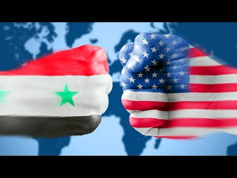 Syrian War Bias On Cable News-- You'll Be Surprised [STUDY]