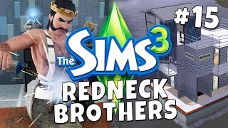 Sims 3 - Redneck Brothers #15 - New Neighbors