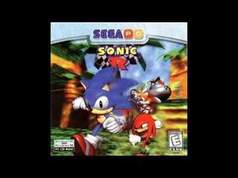 """Sonic R """"Work it Out (Reactive Factory)"""" Music"""