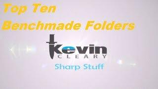 Top Ten Benchmade Folders thumbnail