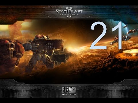 Starcraft 2: Wings of Liberty! Mission 21 - Media Blitz!