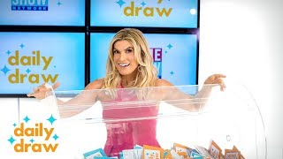 Daily Draw $500 Winner | October 18, 2018 | Game Show Network