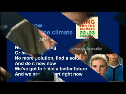 Song for the climate   Do it now    karaoke