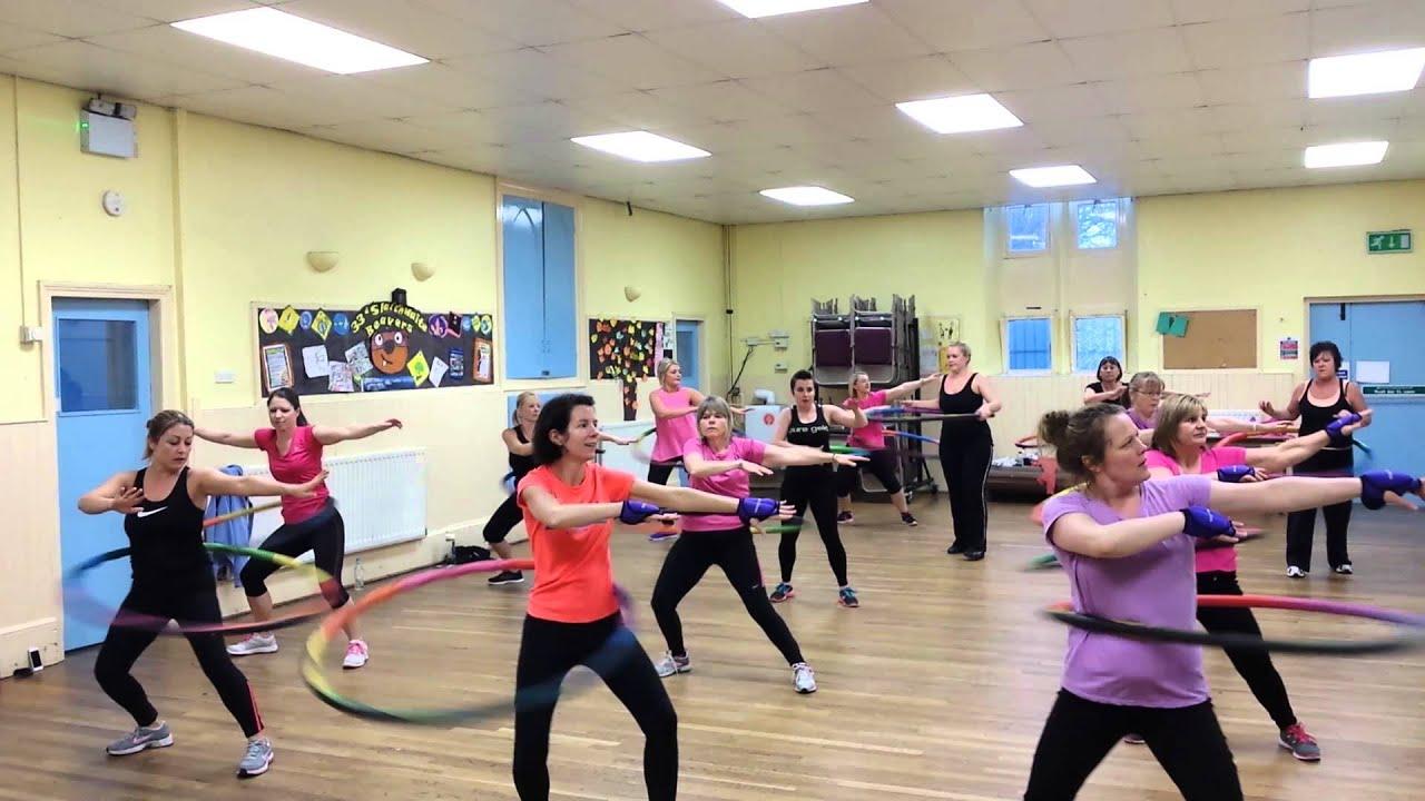powerhoop class routine hoop fitness workout youtubepowerhoop class routine hoop fitness workout