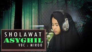 Merinding Sholawat Asyghil Versi Orkestra Miroo Haneefla