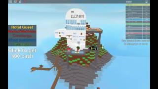 a secret in roblox bass island elephant hotel