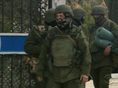 Ukrainian troops begin