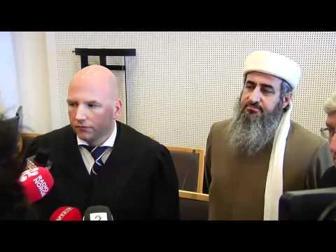 Mullah Krekar  - Jeg sier ingenting til norsk presse!#!id=51084.mp4