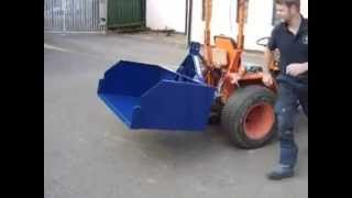 Beaconsfield 4ft compact tipping transport box
