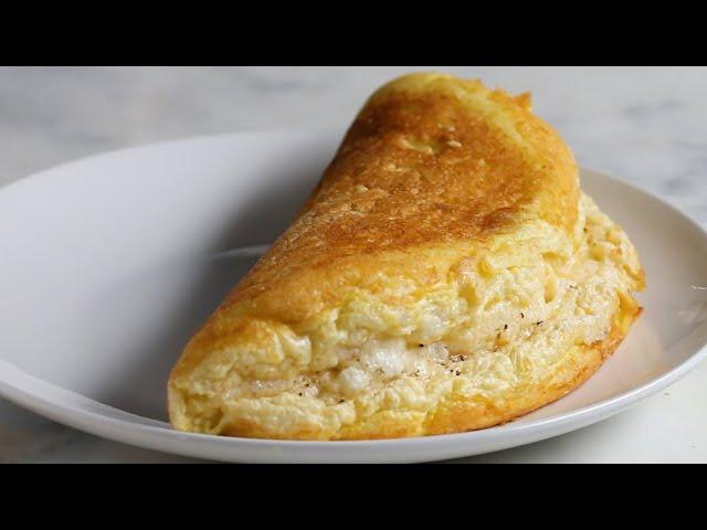 Super Fluffy Omelet