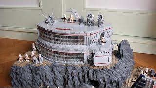 LEGO Star Wars DEUTSCH Clone Base auf Utapau 2.0