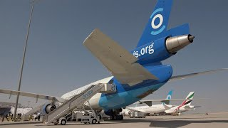 See How a Boeing MD-10 Has Been Transformed into a Flying Eye Hospital for Orbis Int'l – AINtv