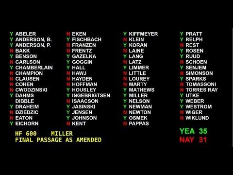 Senate Passes Bill Requiring State Labor Standards