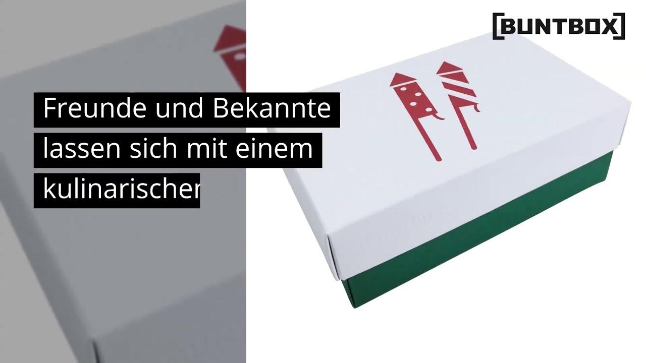Geschenkboxen mit logo