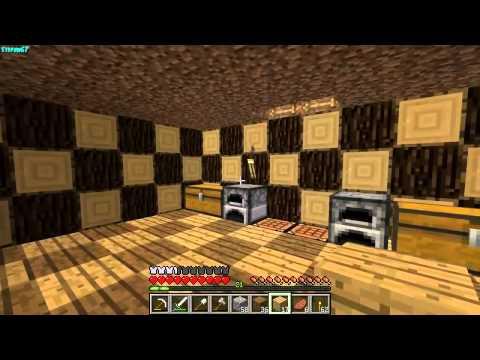 Играем В Minecraft 1.5.2 - Часть 2 - Классный Дом