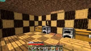 Играем В Minecraft 1.5.2 - Часть 2 - Классный Дом(2 Видео По Minecraft 1.5.2 Канала