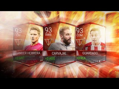 NEW TEAM HEROES! #FIFAMOBILE 5X TEAM HEROES CLAIMED + PACKED! 88 CHEDJOU PULLED!