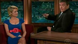 Paris Hilton on Craig Ferguson March 2009