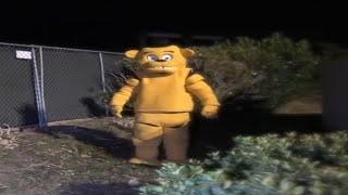 Freddy Fazbear Kidnaps Girlfriend