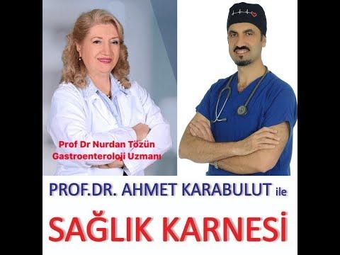 MİDE REFLÜSÜ (BİLMENİZ GEREKENLER) - PROF DR NURDAN TÖZÜN - PROF DR AHMET KARABULUT