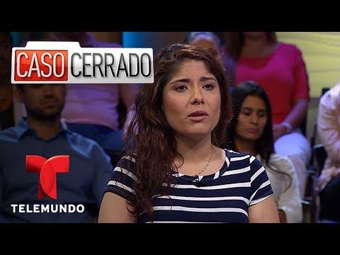 Mi Madre Me Abandono Y La Odio Por Eso😡💔😩 | Caso Cerrado | Telemundo