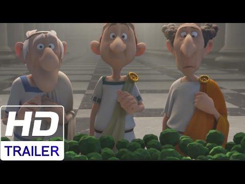 Trailer do filme Asterix e o Domínio dos Deuses