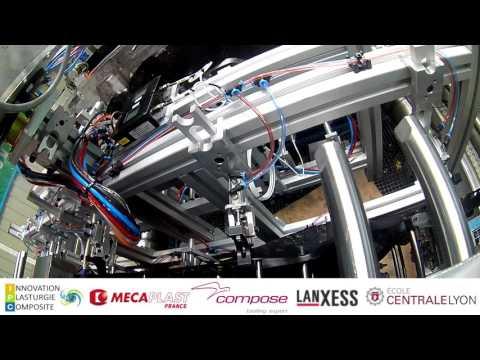 Hybrid lightweight cowl panel - ARIZONA project – composites/plastics