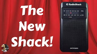 RadioShack 1201848 AM FM Portable Radio Review