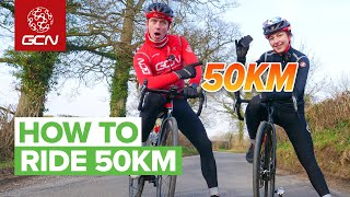 How To Complete Y๐ur First 50km Bike Ride With Ease