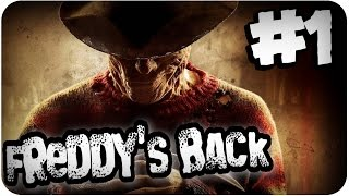 FREDDYS BACK! [1] A Nightmare On Elm Street RPG Horror Game