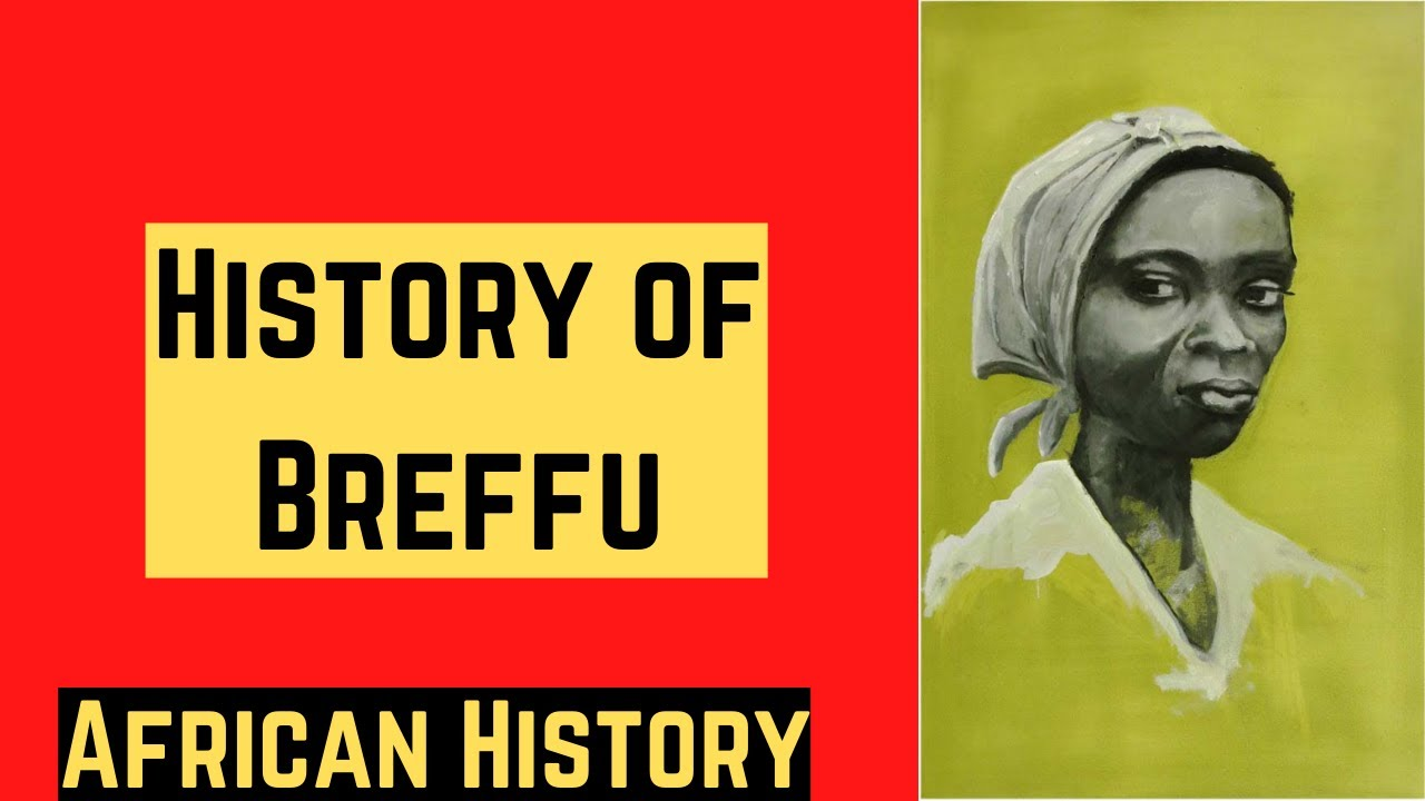 History of Breffu | Slave Rebel and Fighter Breffu |  Woman with Invisible to History |