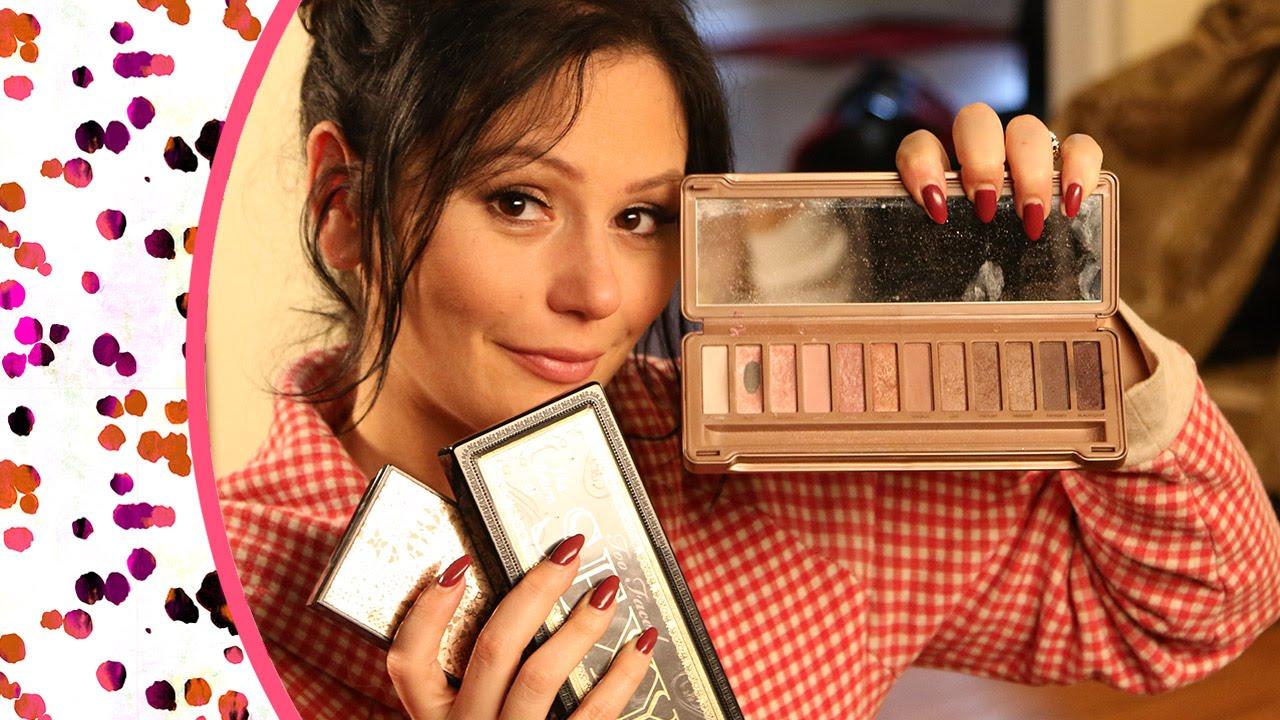 Jenni Jwowws Favorite Eye Makeup Palettes Youtube