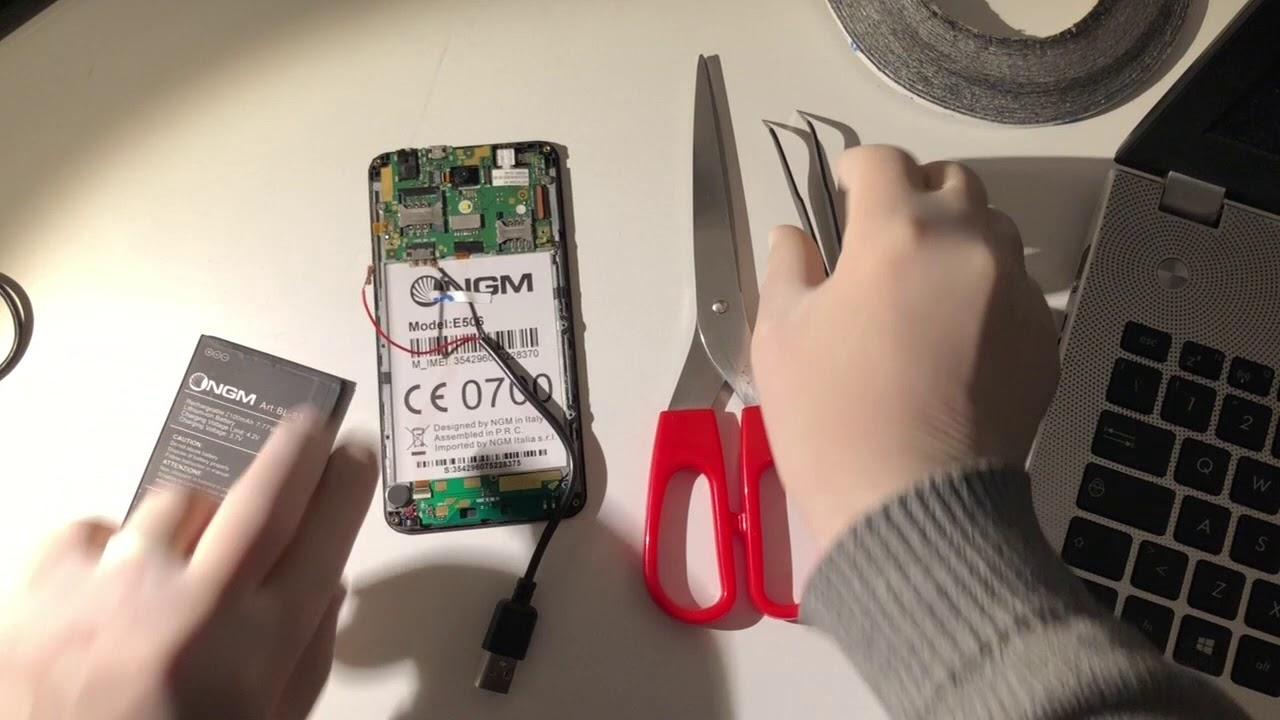 Come accendere il telefono senza pulsante ...