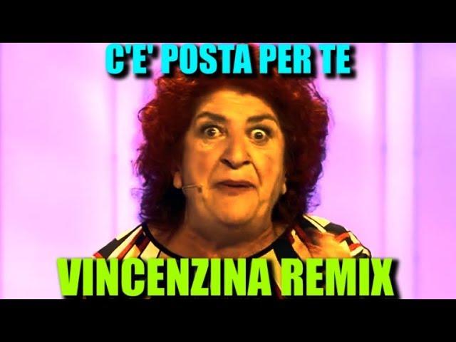 VINCENZINA DI C'E' POSTA PER TE - REMIX (HIGHLANDER DJ Vs CYSKY DJ)