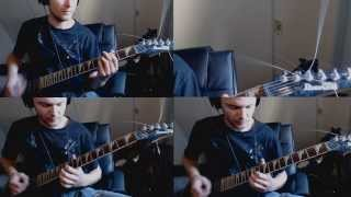 Blue Gender - Set me free (guitar cover)