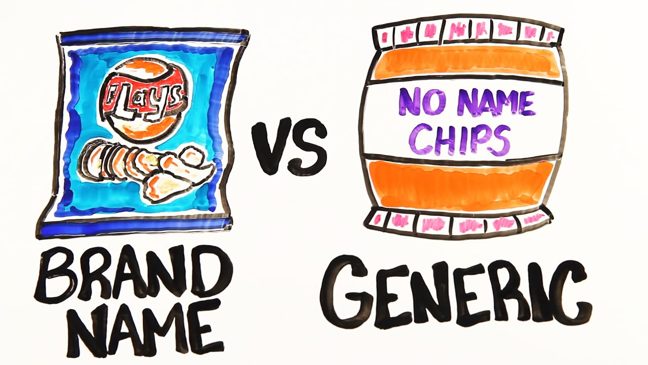 Brand Name vs. Generic