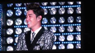 130811 SS5 in TW DAY2 Talk2